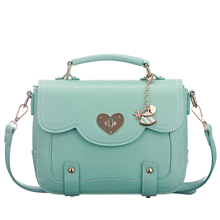 Cool Mint Green Messenger Bag&Shoulder Bag on Luulla